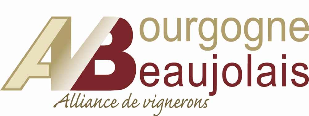 logo alliance vignerons bourgogne beaujolais